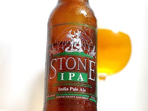 ストーンIPA アメリカンIPAの代表的な位銘柄。トロピカルフルーツやシトラスの香り、しっかりした苦味がありながら、モルトの味わいとのバランスが抜群。アルコール度数6.9%。
